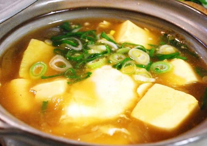 Warming Curry Tofu