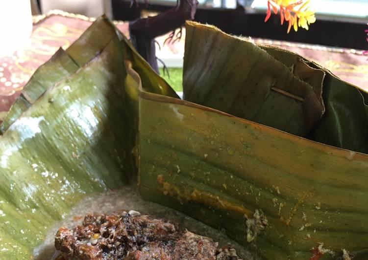 Resep Botok Tawon Pedes Segar Sarang Lebah Yang Sempurna Resep Koki