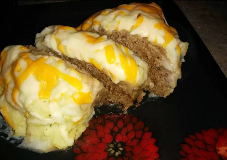 How to Prepare Award-winning Baked Alaska Meat Loaf