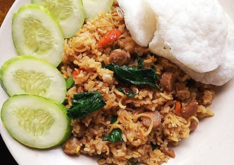 Nasi Goreng Mawut / Magelangan