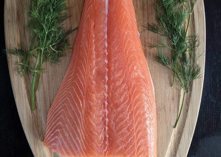 Oven Salmon