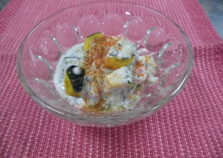 How to Make Delicious Yoghurt Salad Fiji Style