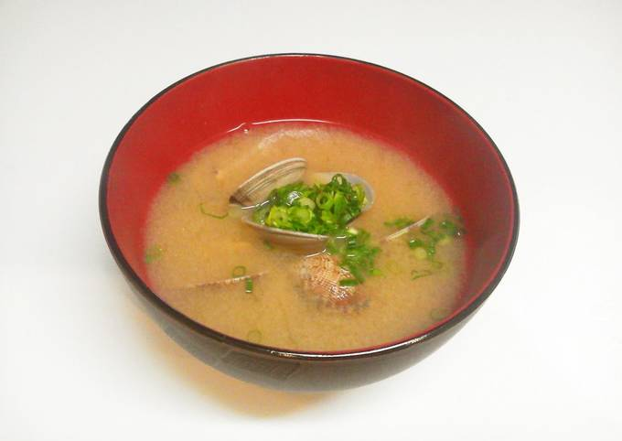 Our Family's Miso Soup