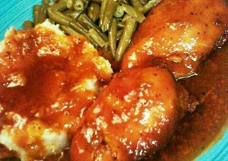 Recipe of Any-night-of-the-week Crockpot Apricot Chicken