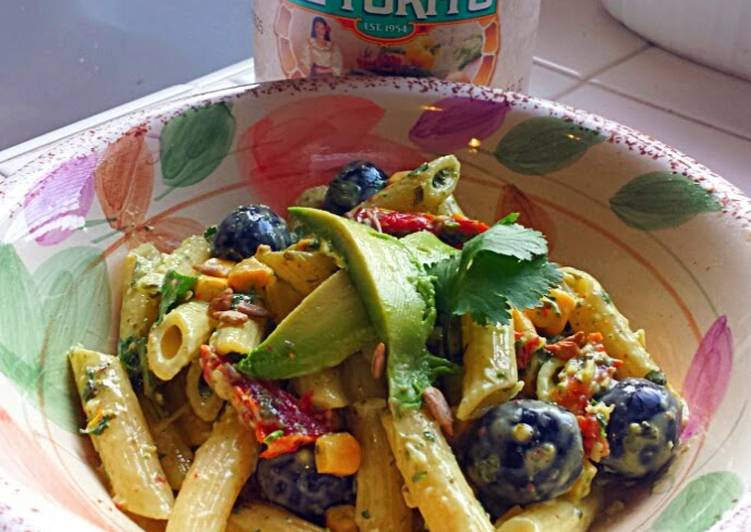 How to Prepare Speedy Ray's' Mexican Pepita Pasta