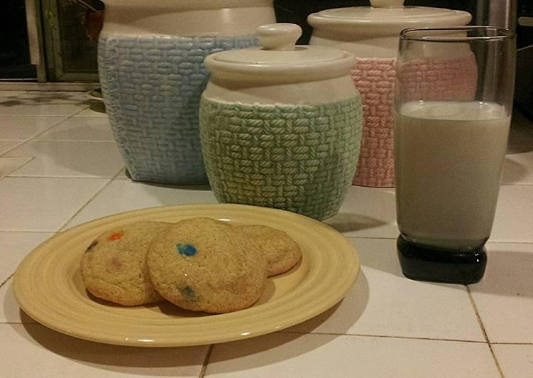 Teri's M&MDoodle Cookie