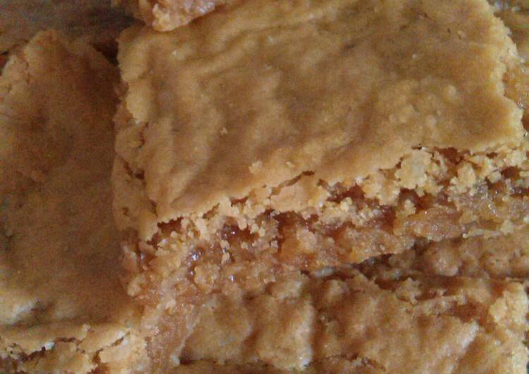 Steps to Prepare Any-night-of-the-week Vickys Blondies / Butterscotch Bars, GF DF EF SF NF