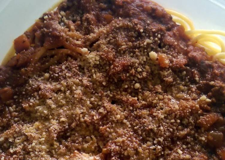 MM Spaghetti Bolognese