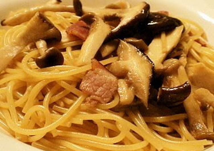 What are some Dinner Easy Special A Family Favorite! Mushroom Pasta