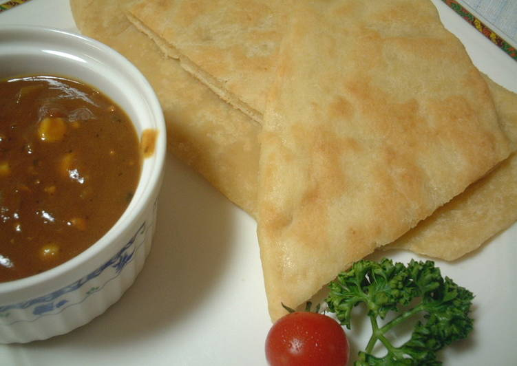 Simple Way to Prepare Favorite Easy & Fluffy Tofu Naan