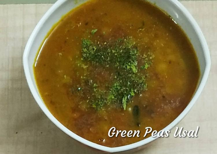 Picking The Right Foods Can Help You Stay Fit As Well As Healthy Dry Green Peas Usal In Red Gravy