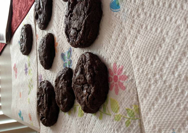 Easiest Way to Prepare Super Quick Homemade Chocolate Chocolate Chip Cookies