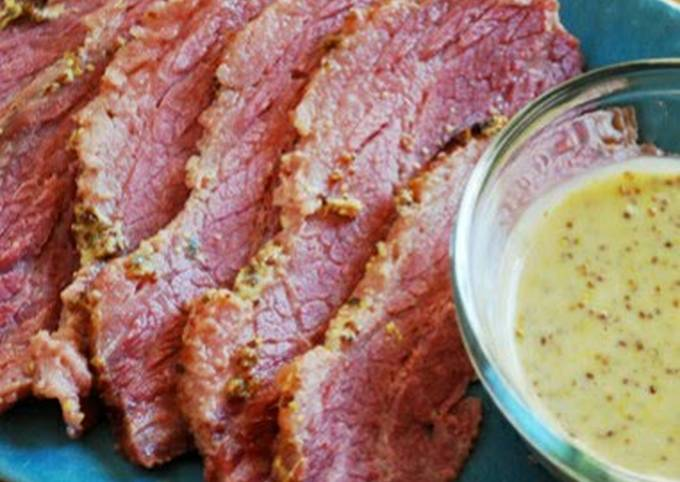 The Best Slow Cooker Corned Beef