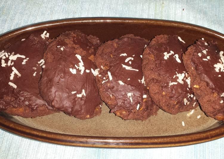 Afghan biscuit/cookie