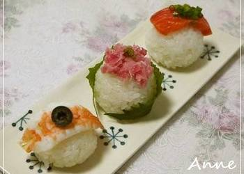 How to Cook Yummy Sushi Balls