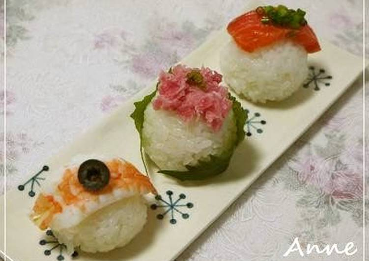 Sushi Balls - Laurie G Edwards