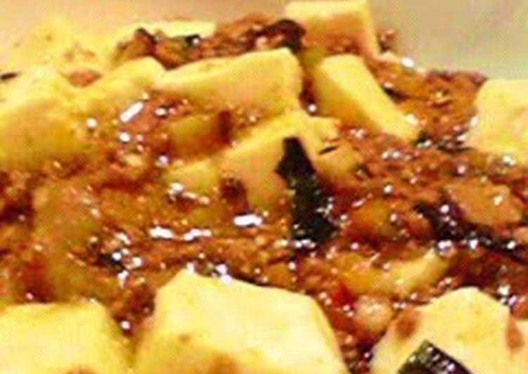 Veggie Mapo Tofu, Helping Your To Be Healthy And Strong with Food