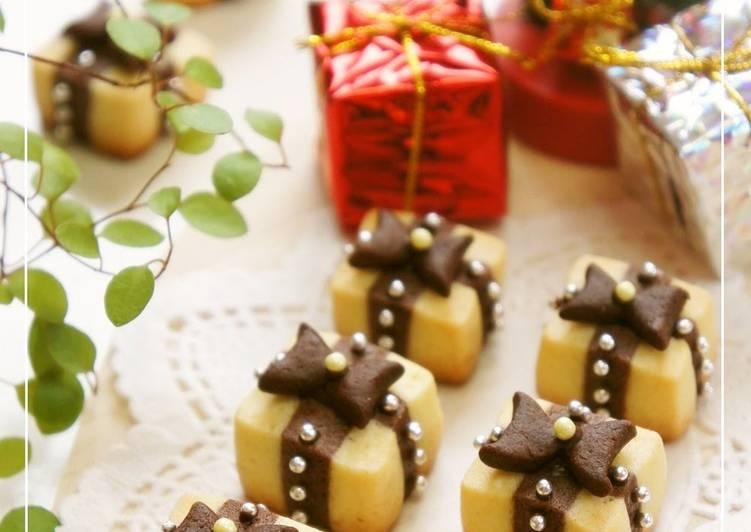 Present Box Cookies