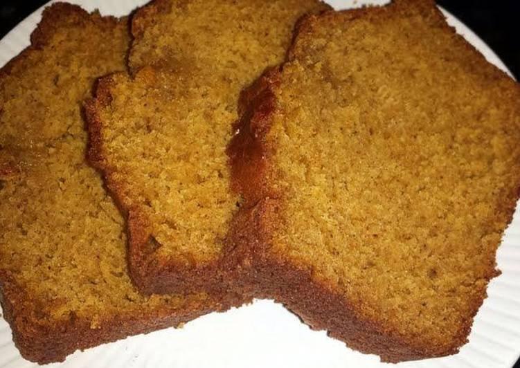 Recipe: Yummy Pumpkin bread
