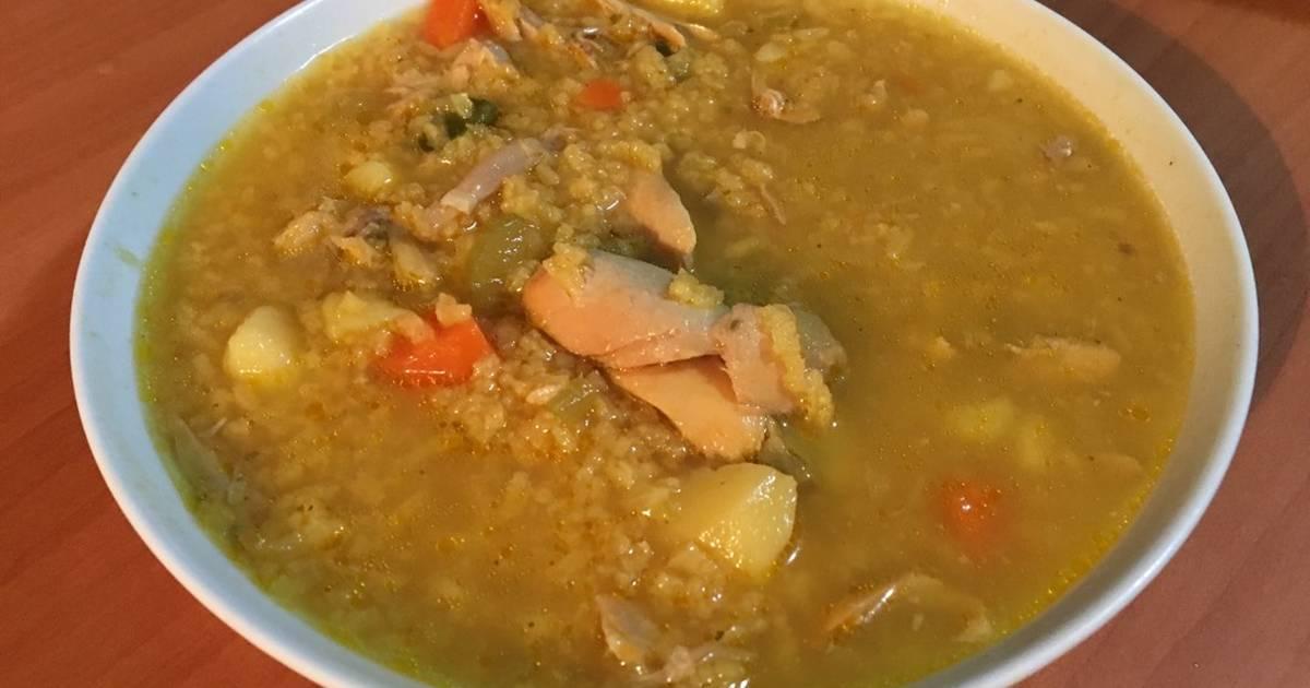 Asopao de pollo Receta de Del Underground A La Cocina- Cookpad