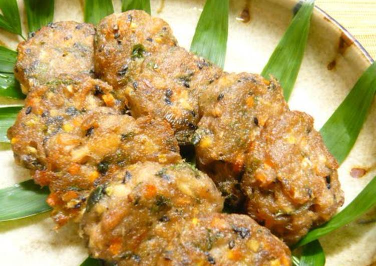 Lemony Thai Fish Cakes with Tinned Mackerel