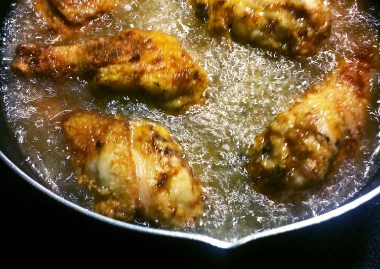 Recipe of Speedy Fried chicken