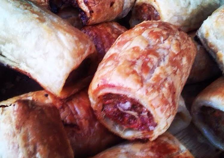 New Secret Sausage Rolls Free Download