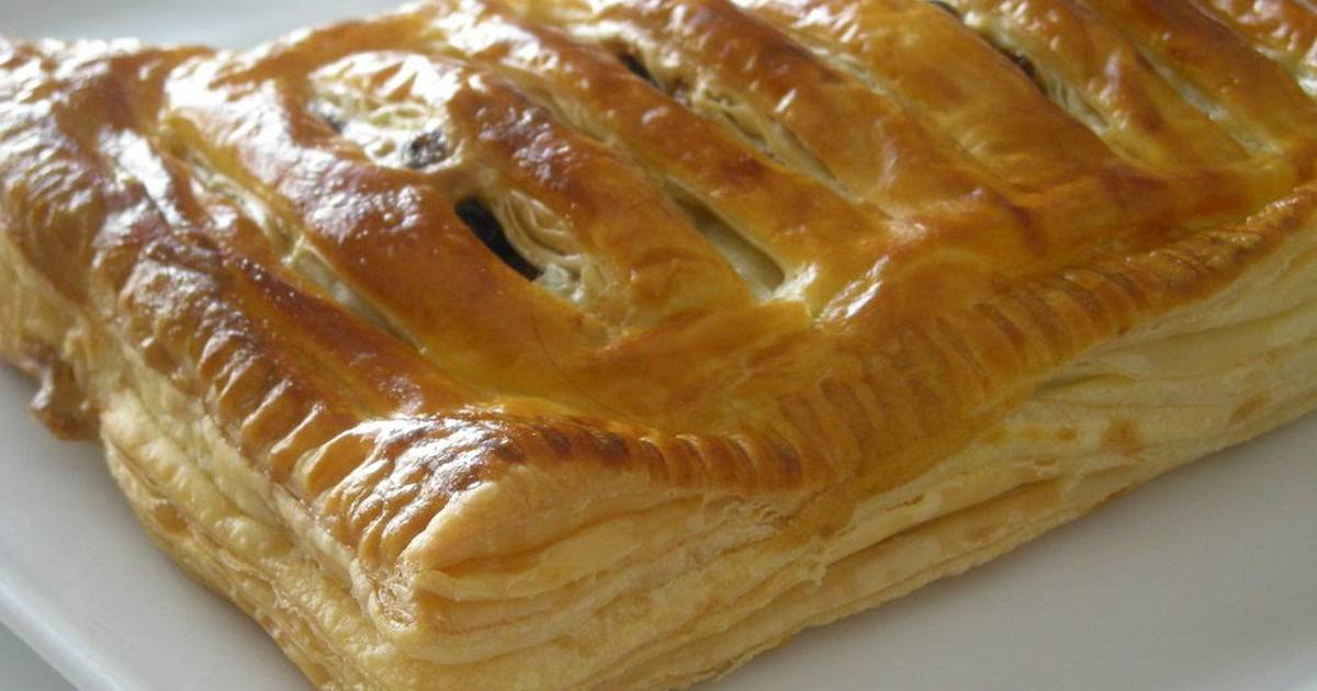 Easy Apple Pie with Frozen Puff Pastry