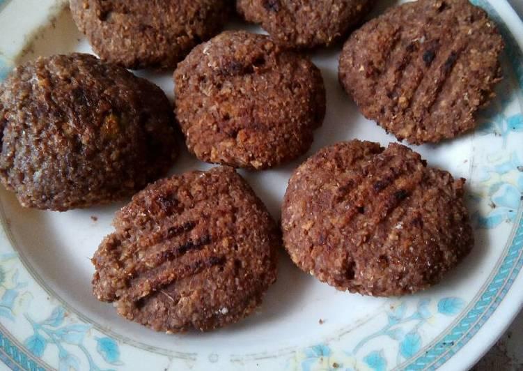 Oat cookies gluten free