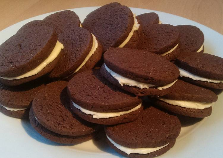 Vickys Oreo Cookies, GF DF EF SF NF
