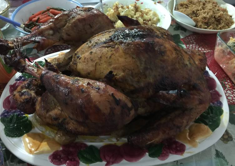 How to Cook Delicious Oven Roasted Turkey
