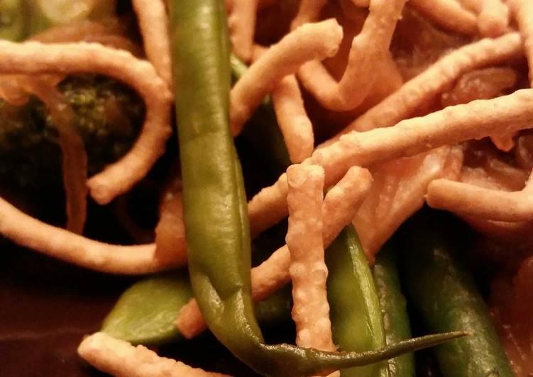 Recipe of Ultimate Teriyaki Spaghetti Squash fry