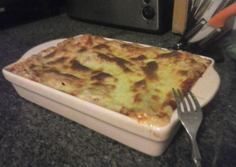 Easy Recipe: Appetizing Homemade Easy Minced Beef Lasagna