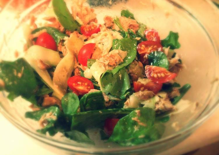 Easiest Way to Make Award-winning Healthy Tuna Salad