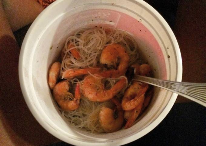 Theily: Shrimp w/ Chinese Vermicelli