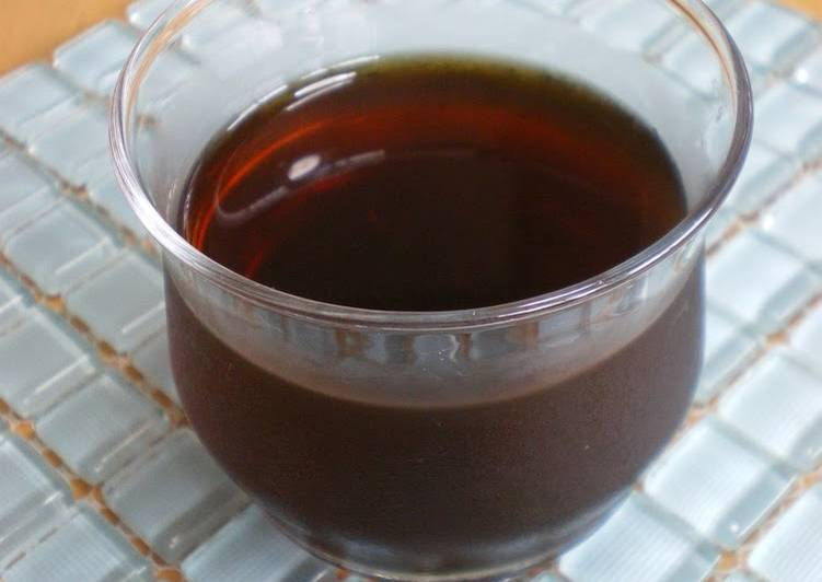 Homemade Ponzu - Laurie G Edwards