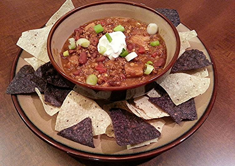 Get in my (Pork) Belly Chili