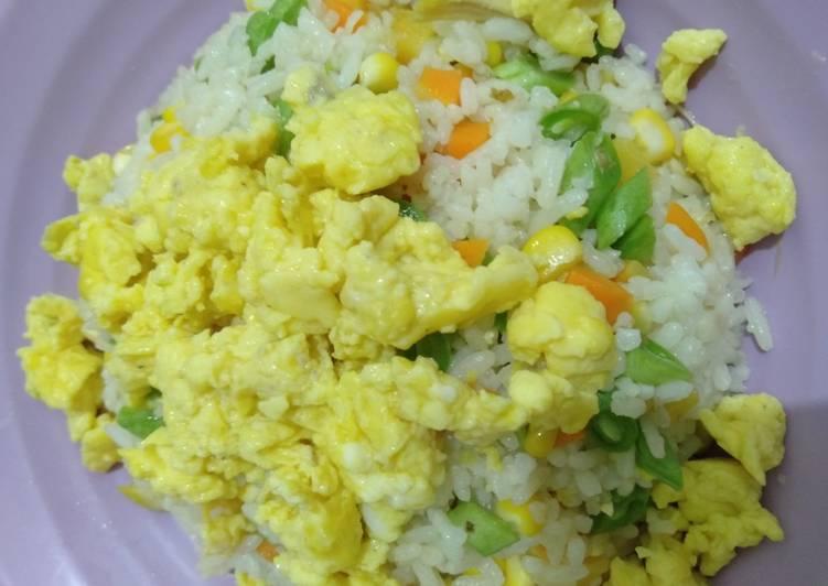 Nasi Sayur Blueband 🥗