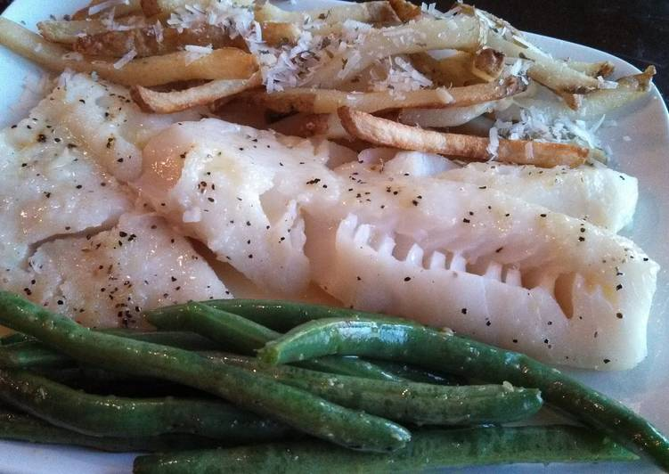 Easy Homemade Beurre Blanc Cod Recipe