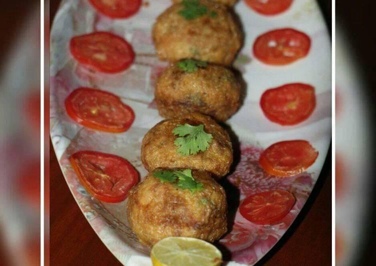Recipe of Ultimate Potatoes mayo balls