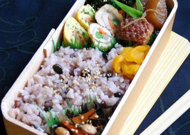 Easiest Way to Make Super Quick Homemade Squid Daikon for Japanese-Style Bentos
