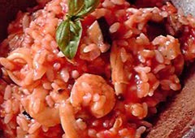 How to Make Perfect Seafood Risotto (Italian Trattoria Style)