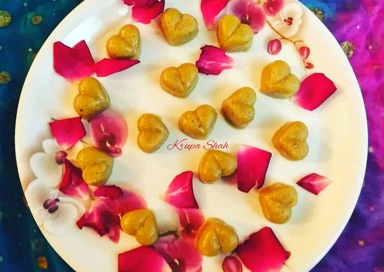 Recipe of Homemade Sweet hearts