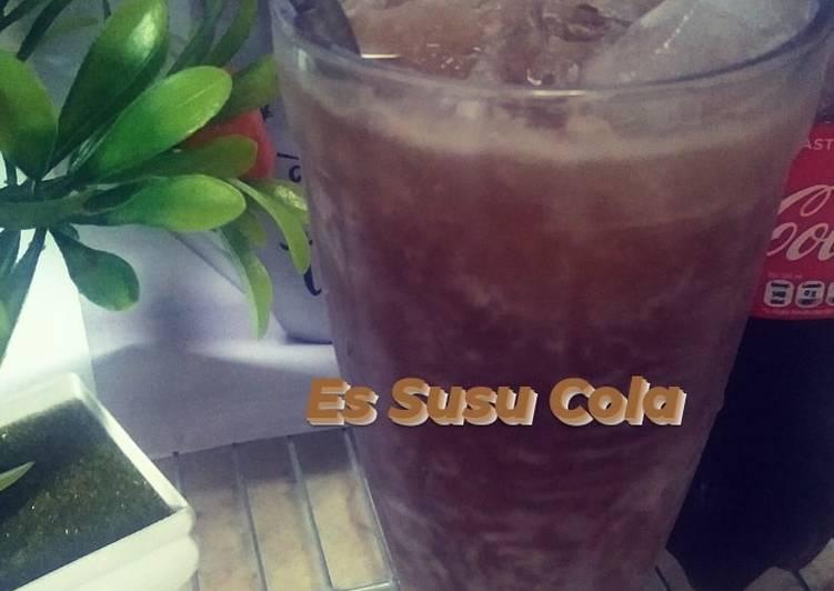 Es Susu Cola