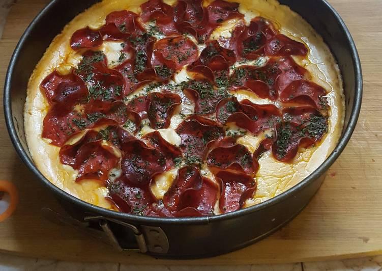 50+ Dinner Ideas Quick Pizza dip