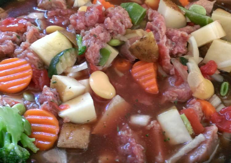 Hodgepodge Beef Stew, A Lot Of You May Possibly Not Recognize This But Coconut Oil Can Have Great Health Advantages To It