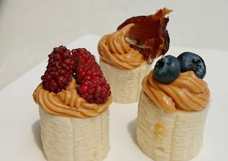 Quick and Easy Recipe: Appetizing Banana Snack