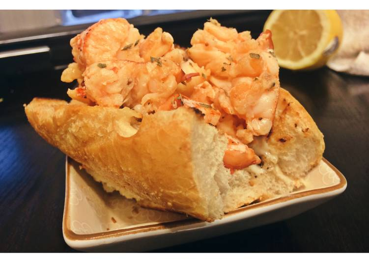 How to Make Speedy Lobster Roll