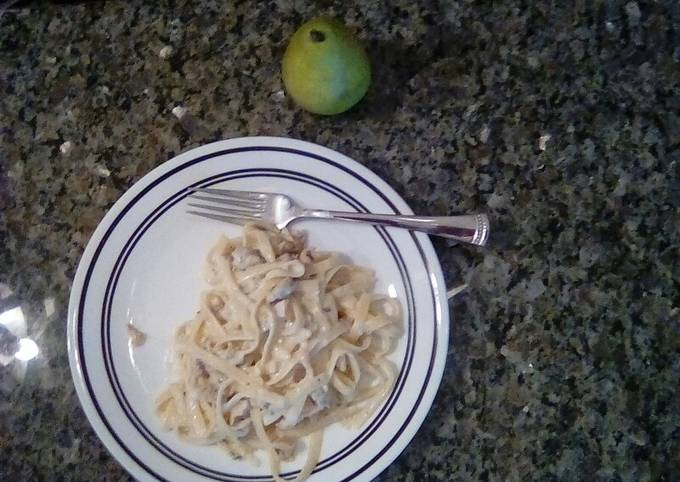 Recipe: Perfect Best Chicken Alfredo Ever