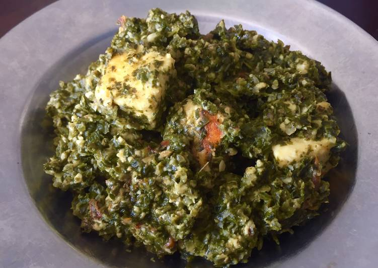 How to Make Delicious Palak Paneer